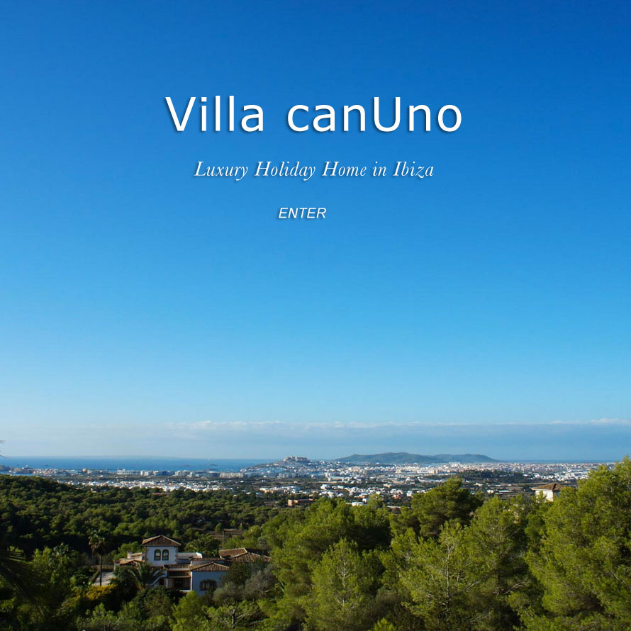 Villa Canuno - Luxury Home Ibiza
